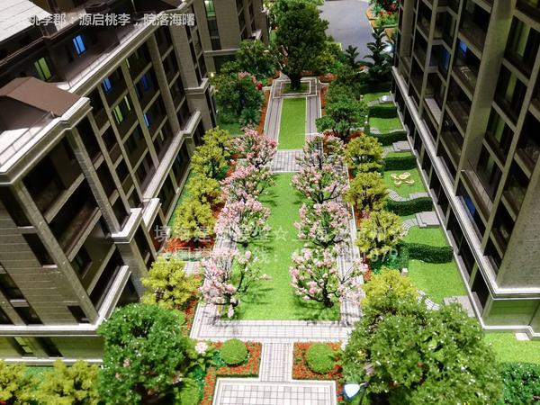 榮安桃李郡-境海模型5.jpg